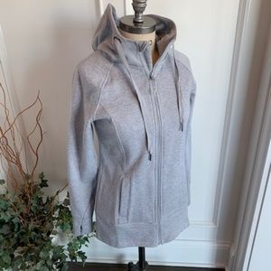 Mondetta NWT Women's Hooded Zip Up